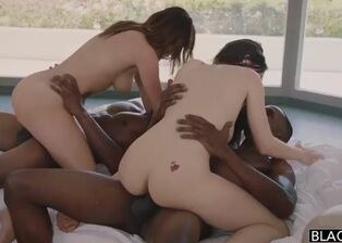 Best amateur interracial porn